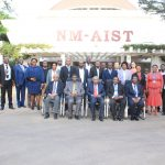 The Chancellor's Visit to NM-AIST