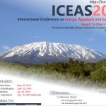 3rd International Conference,  on Energy, Aquatech and Sustainability