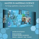 Study Opportunity: Master in Materials Science